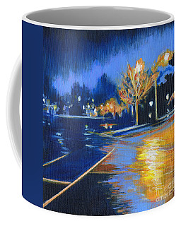 November Rain Coffee Mug