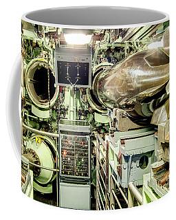 Nuclear Submarine Torpedo Room Coffee Mug