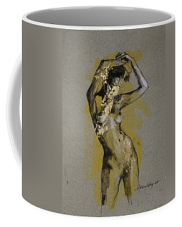 Nude B Coffee Mug