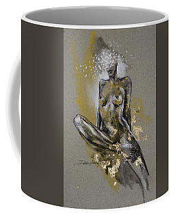 Nude H Coffee Mug