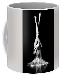 Nude Woman Bodyscape 1 Coffee Mug