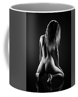 Nude Woman Bodyscape 32 Coffee Mug