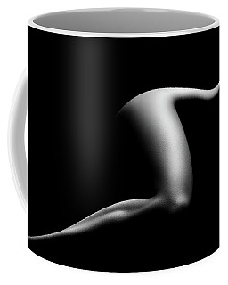Nude Woman Bodyscape 9 Coffee Mug
