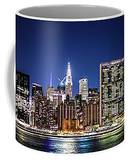 Nyc Nightshine Coffee Mug