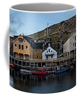 Nyksund Vesteralen Coffee Mug