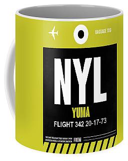 Nyl Yuma Luggage Tag II Coffee Mug