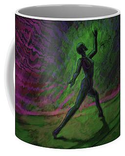 Obscured Dance Coffee Mug