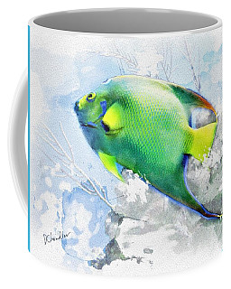 Ocean Colors Coffee Mug