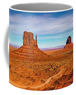 Coffee Mug featuring the photograph Ocean Front Property In Arizona by David Morefield