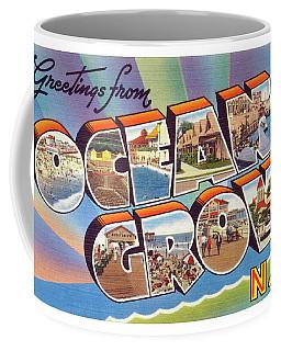 Ocean Grove Greetings Coffee Mug