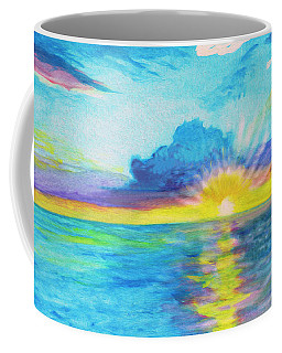 Ocean In The Morning Coffee Mug