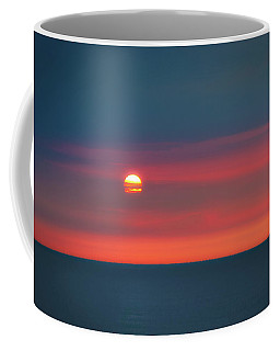 Ocean Sunrise Coffee Mug