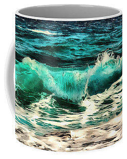 Oceans Tumble Coffee Mug