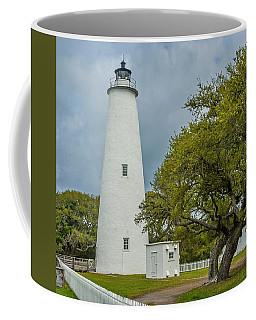 Ocracoke Lighthouse No 2 Coffee Mug