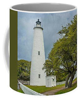 Ocracoke Lighthouse No 2 Coffee Mug