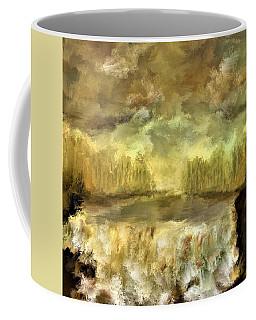 October At The Falls Coffee Mug