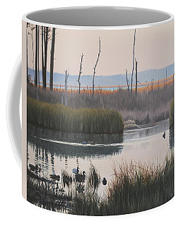 October Reflections Coffee Mug