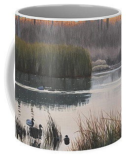 October Reflections Coffee Mug