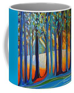October Sunshine Coffee Mug