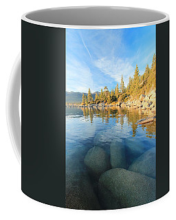 Coffee Mug featuring the photograph October Twilight  by Sean Sarsfield