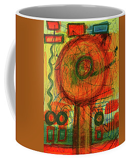 Ode To Autumn Coffee Mug