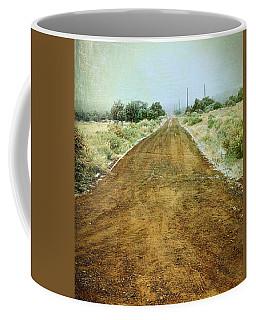 Ode To Country Roads Coffee Mug