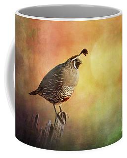 Ode To The Sunset Coffee Mug