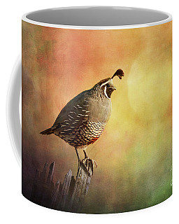 Ode To The Sunset Coffee Mug
