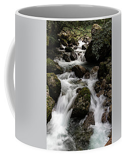 Coffee Mug featuring the photograph Odneselvi, Norway by Andreas Levi