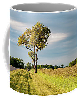Off The Road Coffee Mug