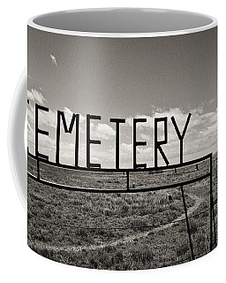 Oh, Bury Me Not Coffee Mug