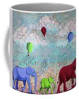 Oh The Places You'll Go Coffee Mug