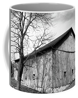 Ohio Barn Coffee Mug