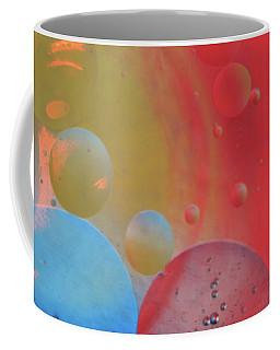 Oil And Color Coffee Mug