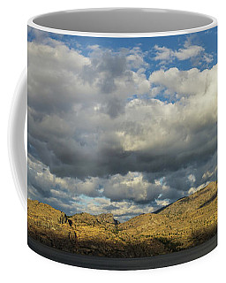 Okanagan Mountain Panorama Coffee Mug