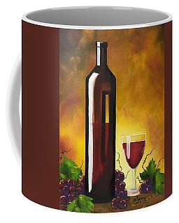Okanagan Red  Coffee Mug