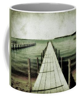 Okoboji Docks Coffee Mug
