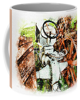 Old 1921 Fordson  Coffee Mug