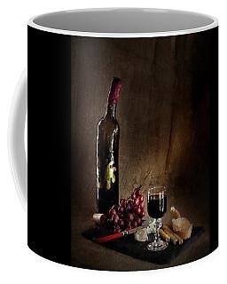 Old Bachelor's Dinner Coffee Mug