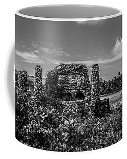 Coffee Mug featuring the photograph Old Brick Oven by Stuart Manning