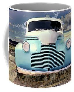 Old Chevrolet Coffee Mug