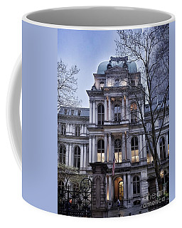Old City Hall, Boston Coffee Mug