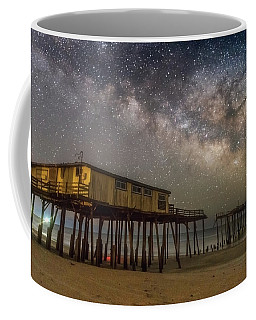 Old Frisco Pier Coffee Mug