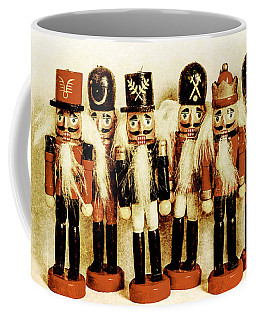 Old Nutcracker Brigade Coffee Mug