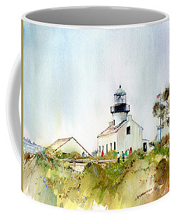 Old Point Loma Light Coffee Mug