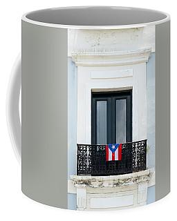 Old San Juan - Window Coffee Mug