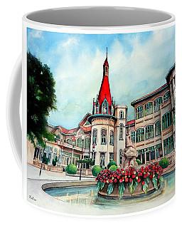Old Thailand Palace, Architecture Coffee Mug