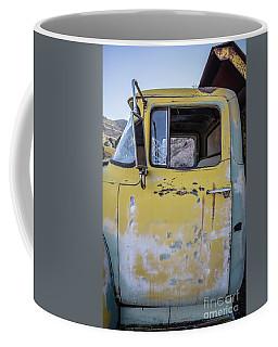 Old Vintage Dump Truck Coffee Mug