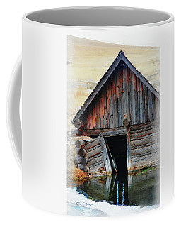 Old Well House #2 Coffee Mug