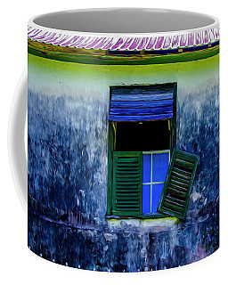 Old Window 3 Coffee Mug
